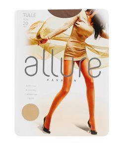 Allure | Колготки 20den С Эффектом Тюль