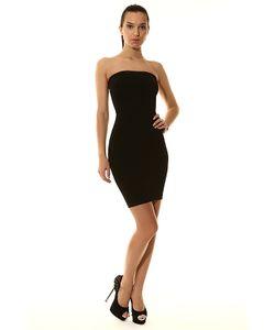 Julie France   Декольтированное Платье
