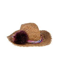 OUI NOUS | Шляпа
