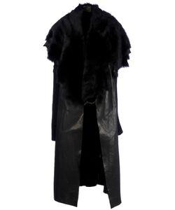 DA ROLD LECUIRPERDU | Кожаное Пальто