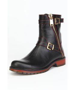 Osso | Ботинки Утепленные Байка