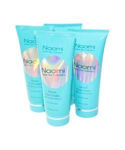Naomi | Крем Для Ног С Минералами