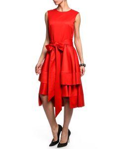 YULIA'SWAY | Платье Apron Red