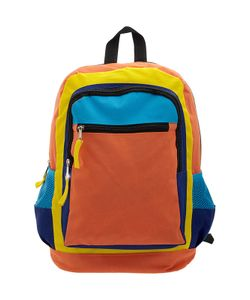 3D BAGS | Рюкзак Оранжевое Настроение