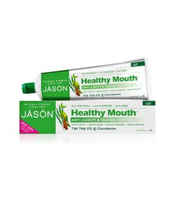 Jason | Гелевая Зубная Паста