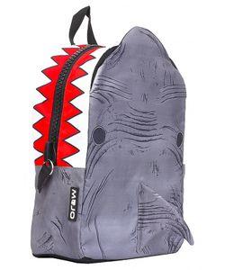 Mojo Pax   Рюкзак Shark 3d