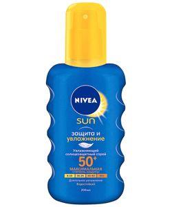 NIVEA | Спрей Ухаживающий Spf 50