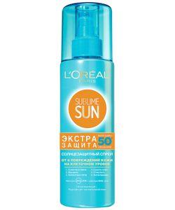 LOREAL   Спрей Солнцезащитный Spf 50