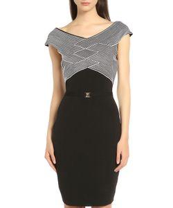 Versace Collection | Элегантное Платье Приталенного Силуэта