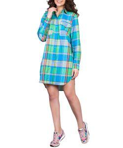 BORODINA KSENIA | Платье-Рубашка Sunny Day