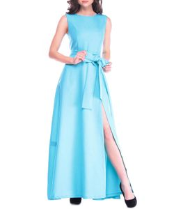 Laura Bettini | Платье-Клеш С Декоративным Элементом