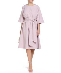 Надежда Бабкина | Платье С Поясом