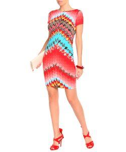 Alina Assi | Платье Футляр С Узорами