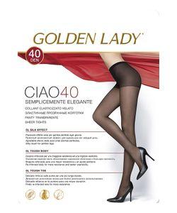 Golden Lady | Колготки 40 Den Черные