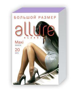 Allure | Колготки 20 Den Big Size
