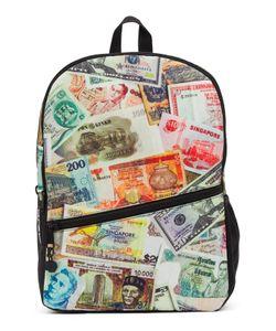 Mojo Pax | Рюкзак Paper Money