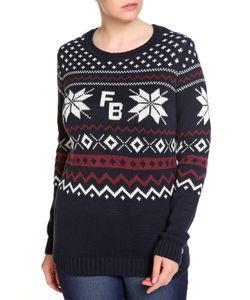 FIORA BLUE | Пуловер