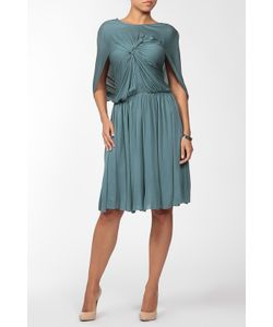 Lanvin | Платье С Булавкой