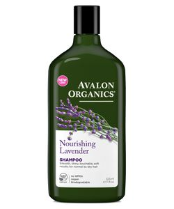 Avalon Organics | Шампунь С Маслом Лаванды