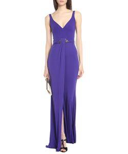 Versace Collection | Вечернее Платье-Макси С Разрезом