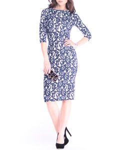 Laura Bettini | Элегантное Платье Приталенного Силуэта