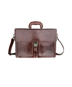 WOODLAND LEATHER | Briefcase