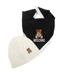 Moschino | Комплект Шапка Платок