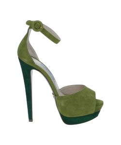 Купить Зелёная женская обувь Prada   Stylemi - Cтраница 2 e2684ff22c0