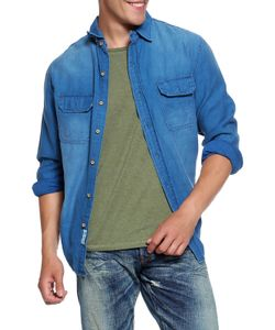 BLUE IMAGE | Рубашка