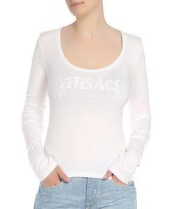 Versace Jeans Couture | Футболканадписьпайетки
