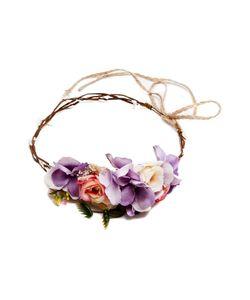 Tropical Flower | Ободок