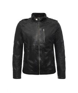 Tom Tailor Denim | Куртка Кожаная