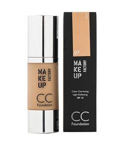 Make Up Factory | Тональный Крем