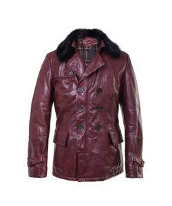 Interfino | Куртка Кожаная
