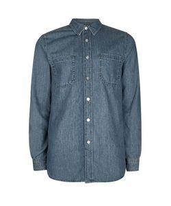 Topman | Рубашка Джинсовая