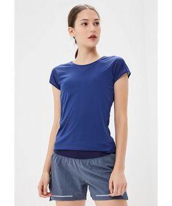 Купить Синие женские футболки Asics   Stylemi 56e7b51c7fb