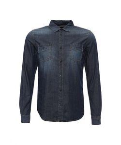 Sisley | Рубашка Джинсовая