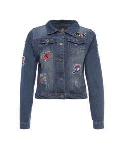 Qed London | Куртка Джинсовая