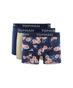 Topman | Комплект Трусов 3 Шт.