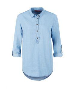 s.Oliver | Рубашка Джинсовая