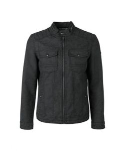 s.Oliver | Куртка Кожаная