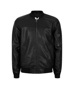Topman | Куртка Кожаная