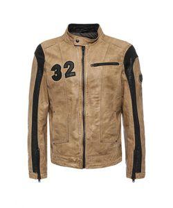 Mustang | Куртка Кожаная
