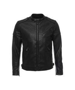 Sisley | Куртка Кожаная