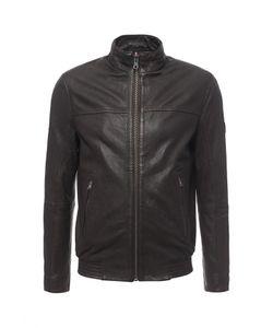 Tommy Hilfiger | Куртка Кожаная