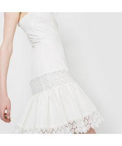 DELPHINE MANIVET X LA REDOUTE MADAME | Платье Короткое С Бретелями
