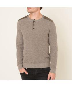 The Kooples | Пуловер С Круглым Вырезом И Разрезом Спереди