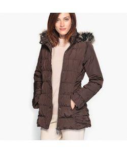 ANNE WEYBURN | Куртка Стеганая С Натуральным Пухом И Пропиткой Тефлон