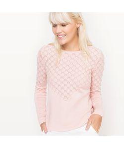 MADEMOISELLE R | Пуловер С Круглым Вырезом Из Шелка