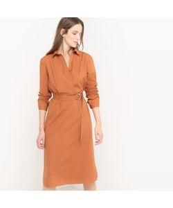 atelier R | Платье-Рубашка 100 Хлопок